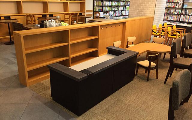 P&Dの家具