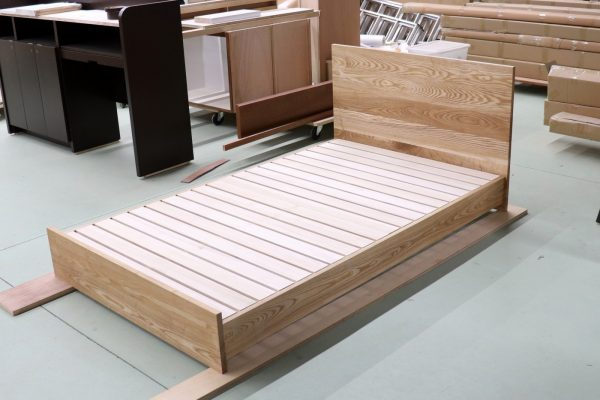 すのこベッドは通気性がいい